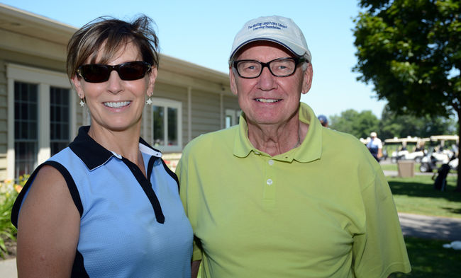 Golfers Tee Off for Learning Foundation