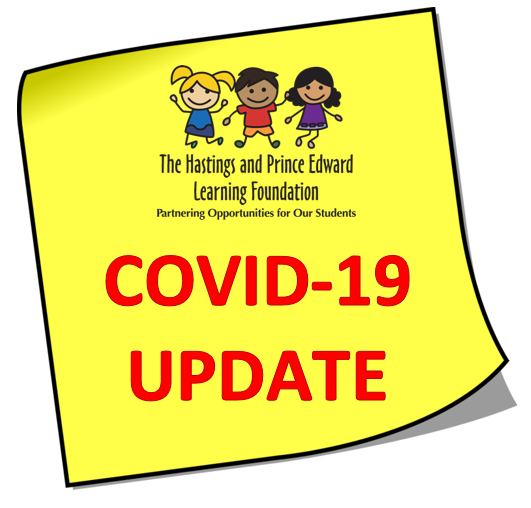 Update: Regarding COVID-19 Response; Support to Students