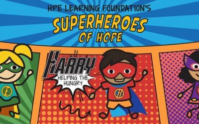 SUPERHEROES OF HOPE