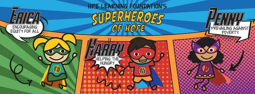 SUPERHEROES OF HOPE