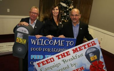 Feed a meter, feed a child