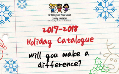 2017-2018 Holiday Catalogue