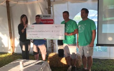 The Hastings and Prince Edward Learning Foundation Receives Grant from DuPont Pioneer