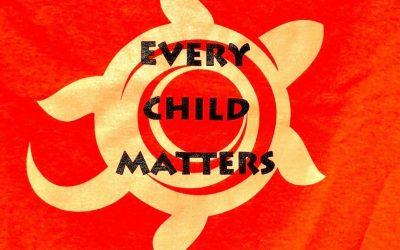 HPEDSB schools honour deceased Indigenous children
